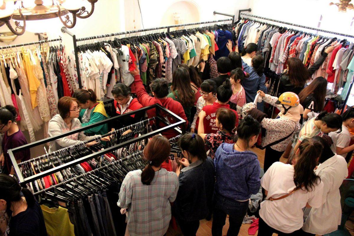 nguồn hàng quần áo giá rẻ