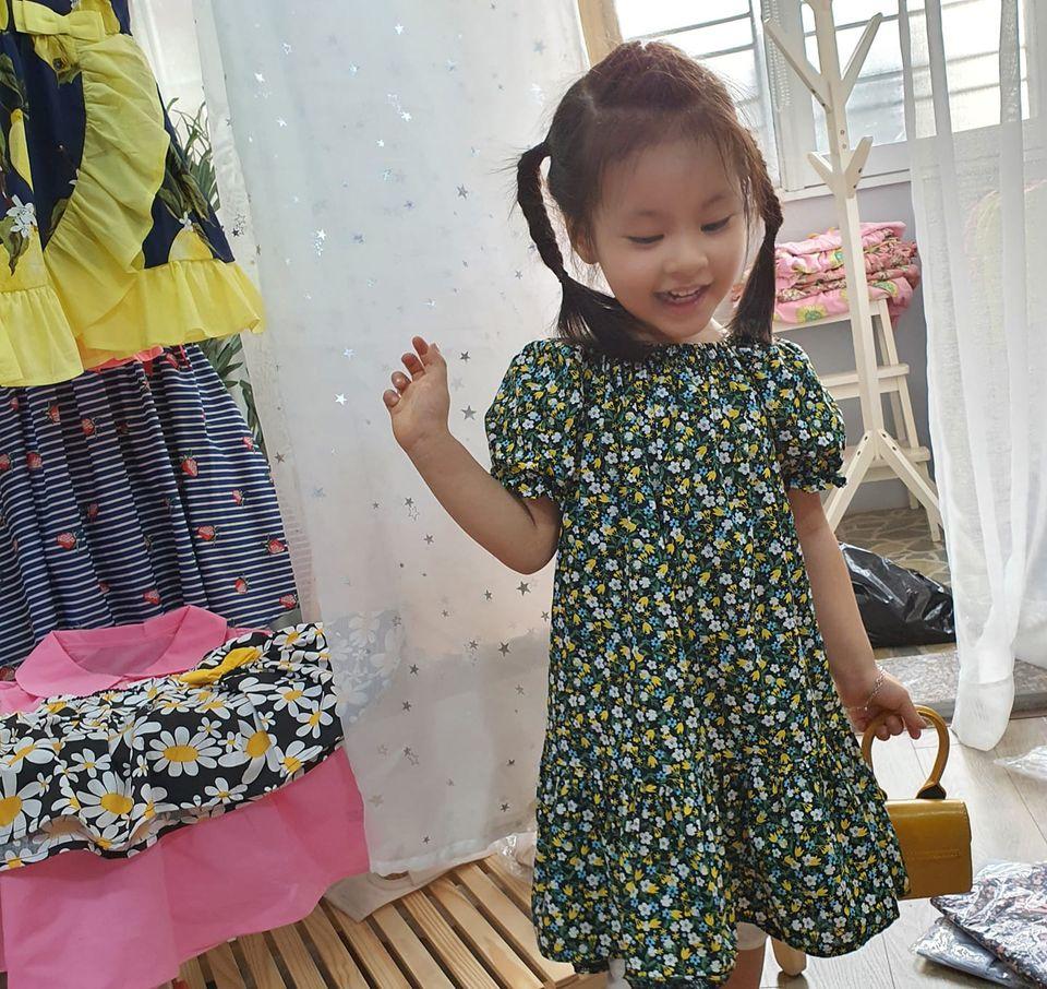 bán sỉ đầm baby doll - bonghoanho.vn chuyên sản xuất và bán sỉ quần áo trẻ em